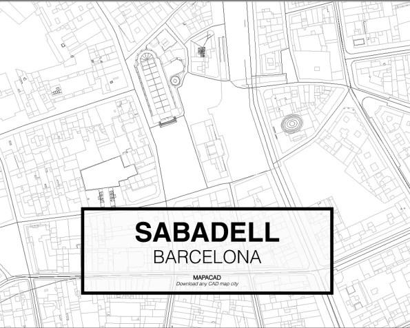 Sabadell-Barcelona-03-Mapacad-download-map-cad-dwg-dxf-autocad-free-2d-3d