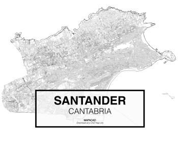 Santander-Cartografia-01-Mapacad-download-map-cad-dwg-dxf-autocad-free-2d-3d