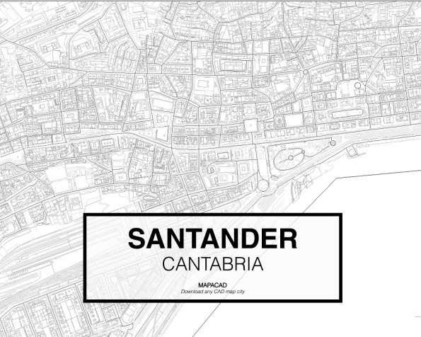 Santander-Cartografia-02-Mapacad-download-map-cad-dwg-dxf-autocad-free-2d-3d