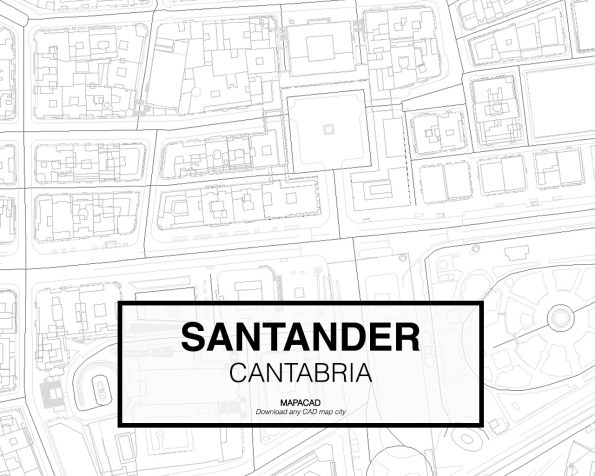 Santander-Cartografia-03-Mapacad-download-map-cad-dwg-dxf-autocad-free-2d-3d
