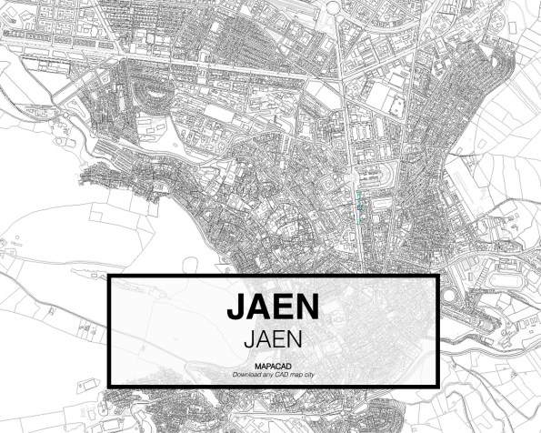 Jaen-Andalucia-02-Mapacad-download-map-cad-dwg-dxf-autocad-free-2d-3d