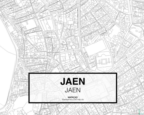 Jaen-Andalucia-03-Mapacad-download-map-cad-dwg-dxf-autocad-free-2d-3d
