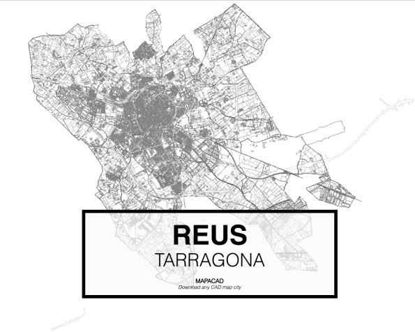 Reus-Tarragona-01-Mapacad-download-map-cad-dwg-dxf-autocad-free-2d-3d