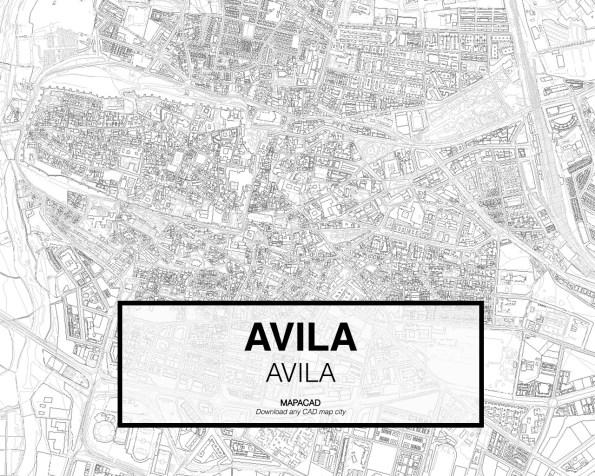 Avila-Avila-02-Mapacad-download-map-cad-dwg-dxf-autocad-free-2d-3d