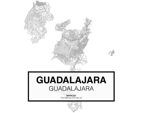 Guadalajara-Castilla-01-Mapacad-download-map-cad-dwg-dxf-autocad-free-2d-3d