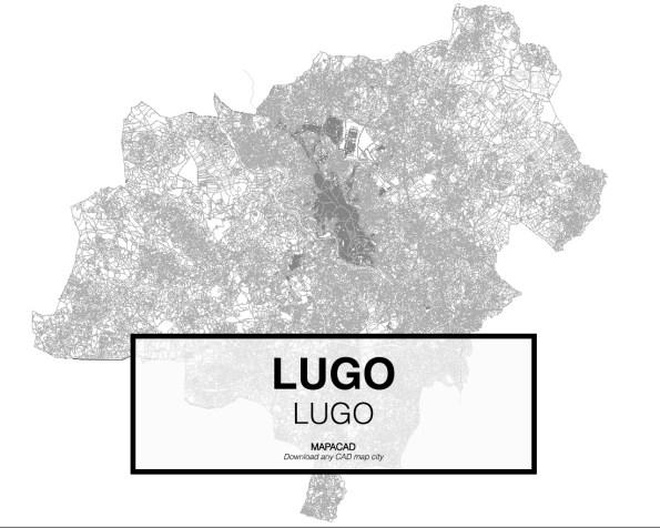 Lugo-Coruña-01-Mapacad-download-map-cad-dwg-dxf-autocad-free-2d-3d