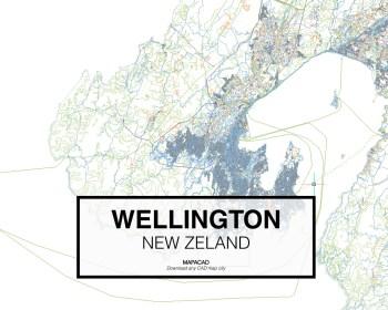 Wellington-New Zeland-01-Mapacad-download-map-cad-dwg-dxf-autocad-free-2d-3d