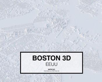 Boston-EEUU-00-3D-Mapacad-download-map-cad-dwg-dxf-autocad-free-2d