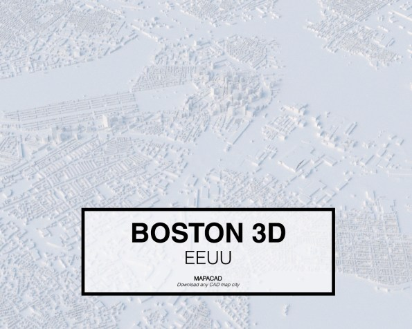 Boston-EEUU-00-3D-Mapacad-download-map-cad-dwg-dxf-autocad-free-2d