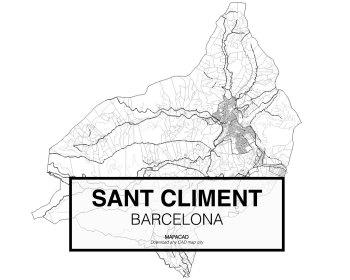 Sant-Climent-de-LLobregar-Barcelona-01-Mapacad-download-map-cad-dwg-dxf-autocad-free-2d-3d