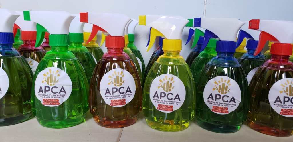 APCA doação contra corona virus