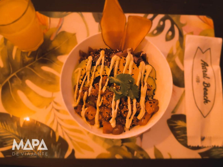 Restaurante Astral Beach em Arraial