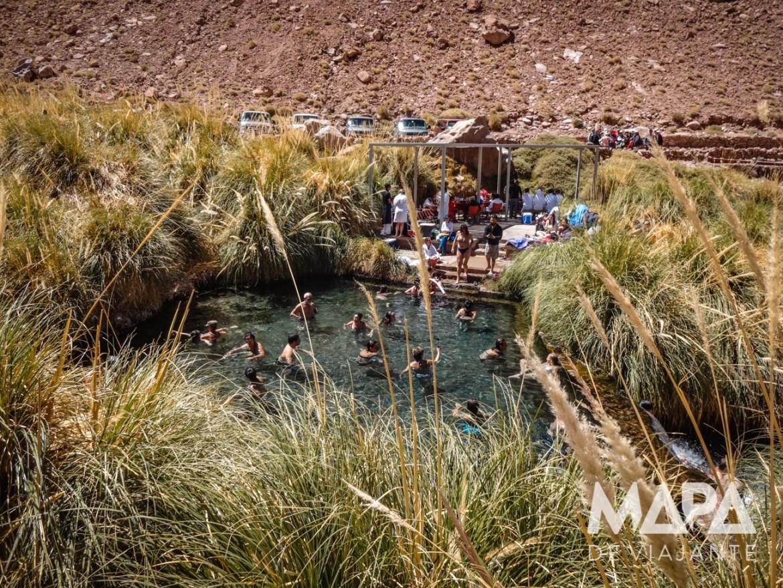 Termas de Puritama Deserto do Atacama