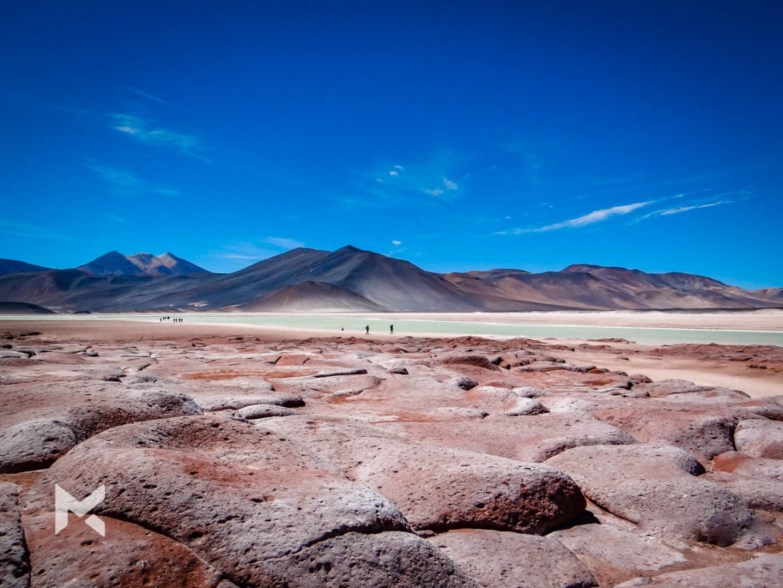 Piedras Rojas Deserto do Atacama