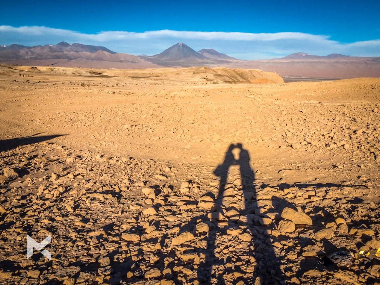 Deserto do Atacama Valle de la Luna