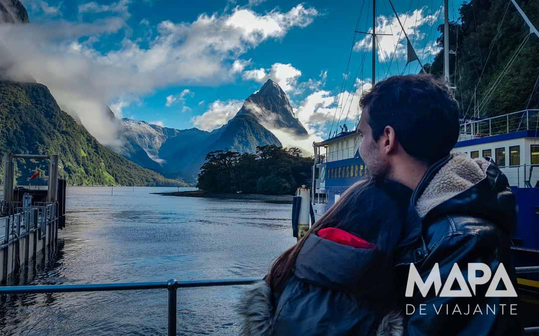 O que fazer Nova Zelândia Milford Sound