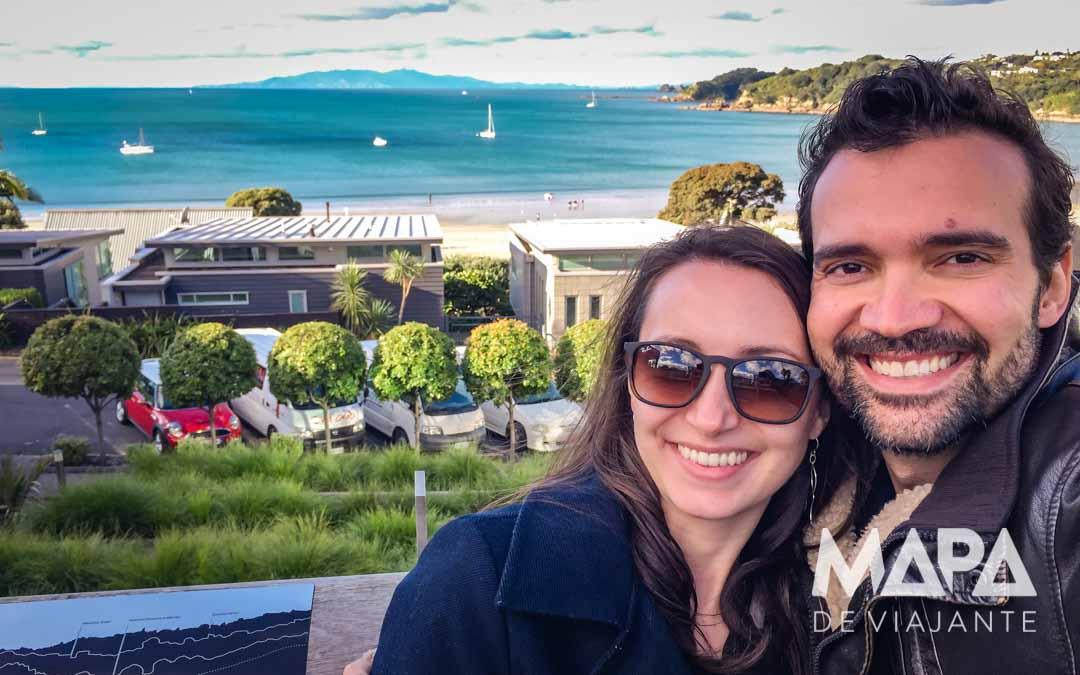 Auckland Nova Zelândia Ilha Waiheke