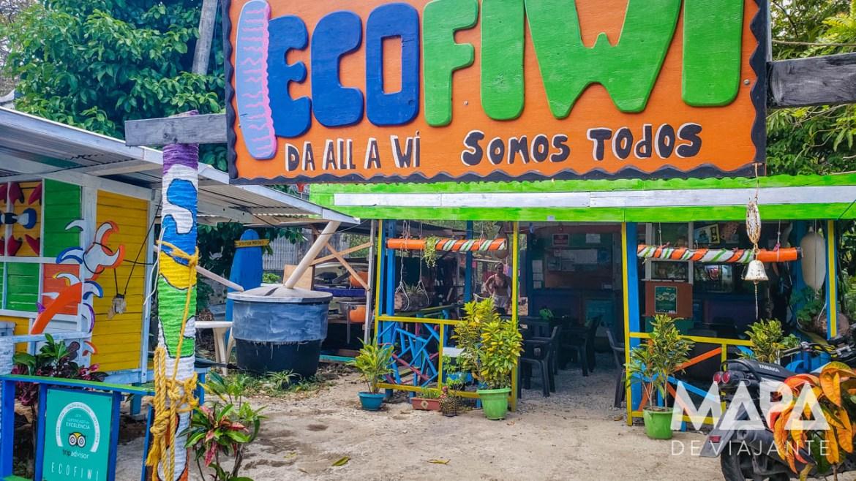 Ecofiwi Caiaque San Andrés