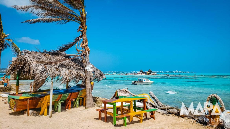 Haynes Cay e El Acuario
