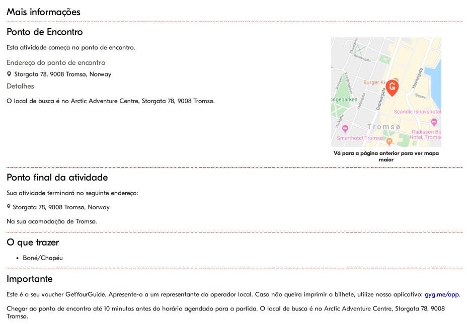Reservar passeios online Get Your Guide