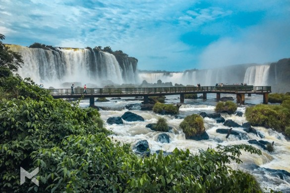 Roteiro de Viagem Foz do Iguaçu Mapa de Viajante