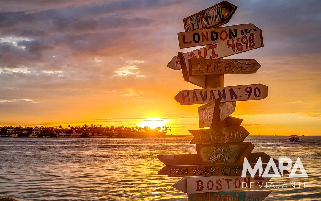 Key West Mallory Square o que fazer