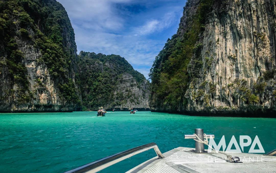 Tailândia em Novembro