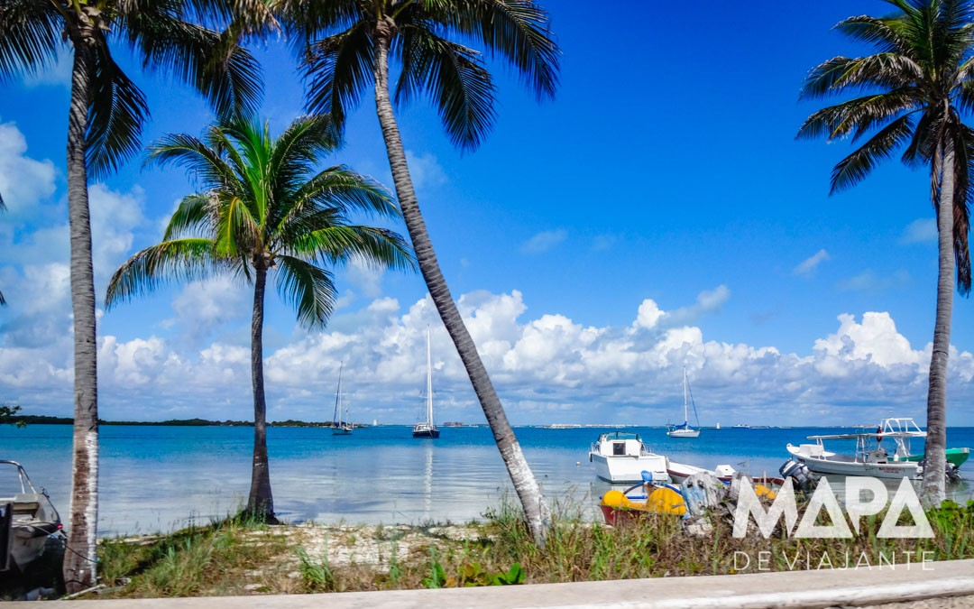 Isla Mujeres Cancun México