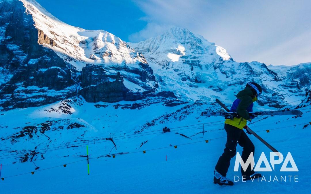 Ski Suiça Interlaken