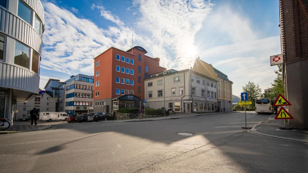 Onde-ficar-Tromso-Enter-Amalie-Hotel