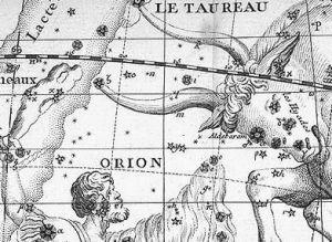 constelação de touro na mitologia