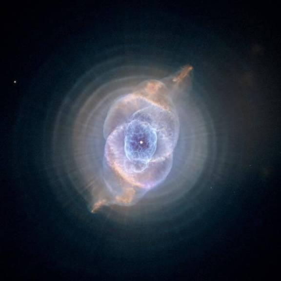 Imagens da Nasa - Nebulosa da Olho de Gato