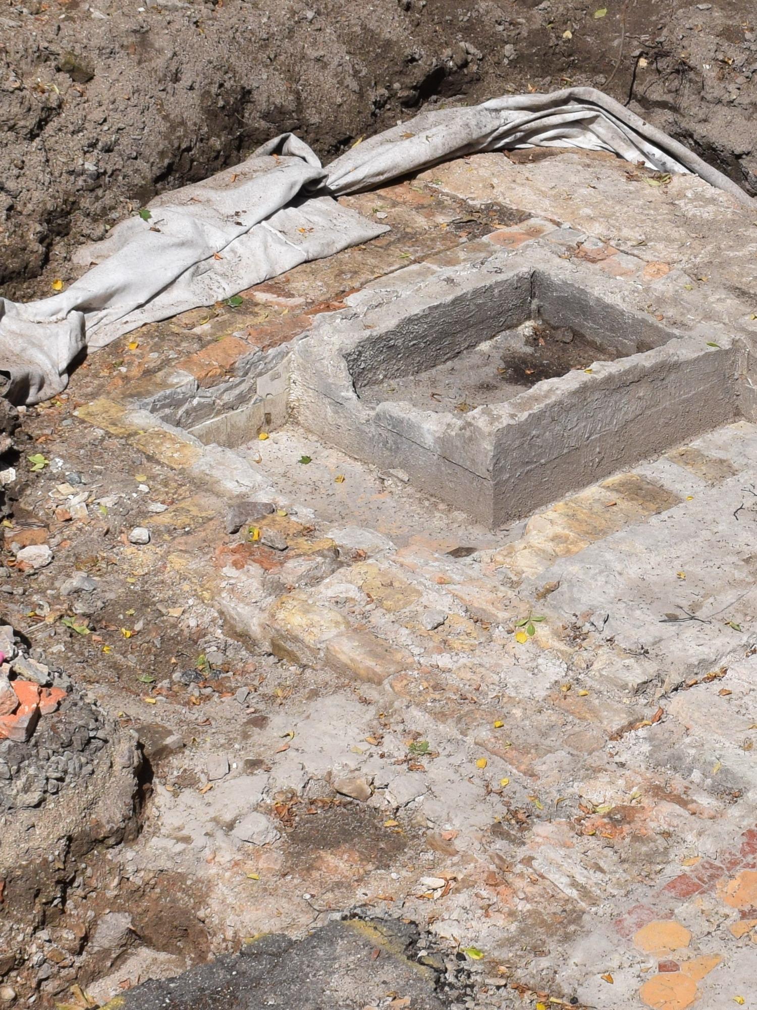 לאחר 63 שנה נחשפה מחדש בימת בית הכנסת הגדול של וילנה
