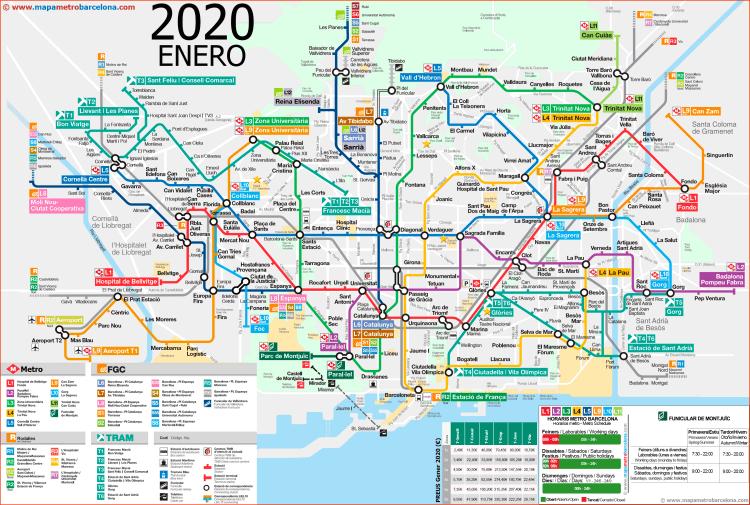 Resultado de imagen de metro barcelona