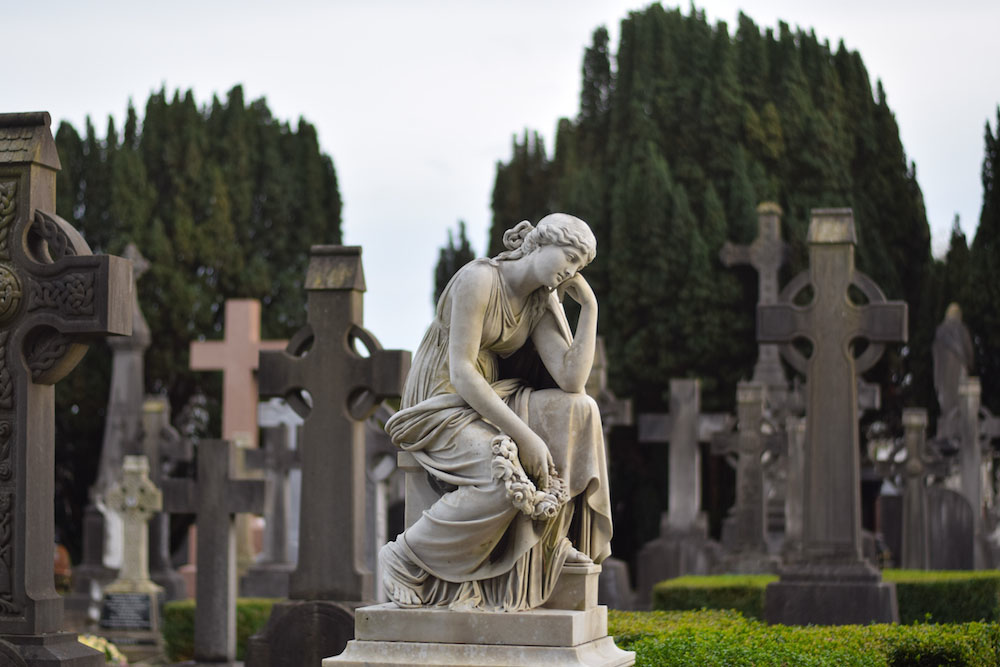 Dublin Travel Glasnevin Cemetary