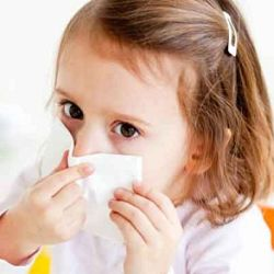 Аллергия у грудных и новорожденных детей