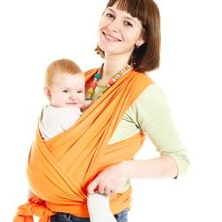 Слинг для новорожденного: критерии, характеристики, виды слингов