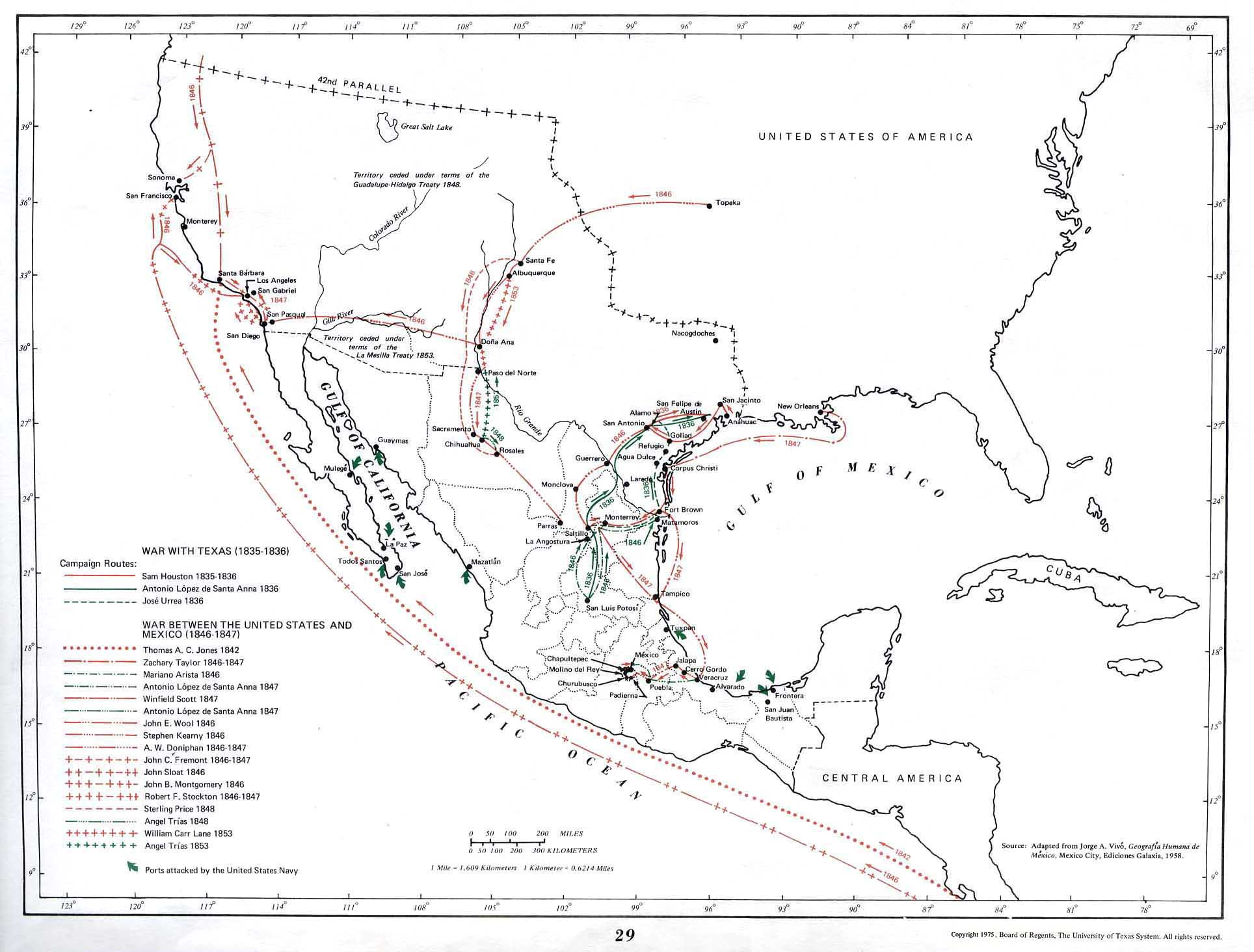Download Free Mexico Maps
