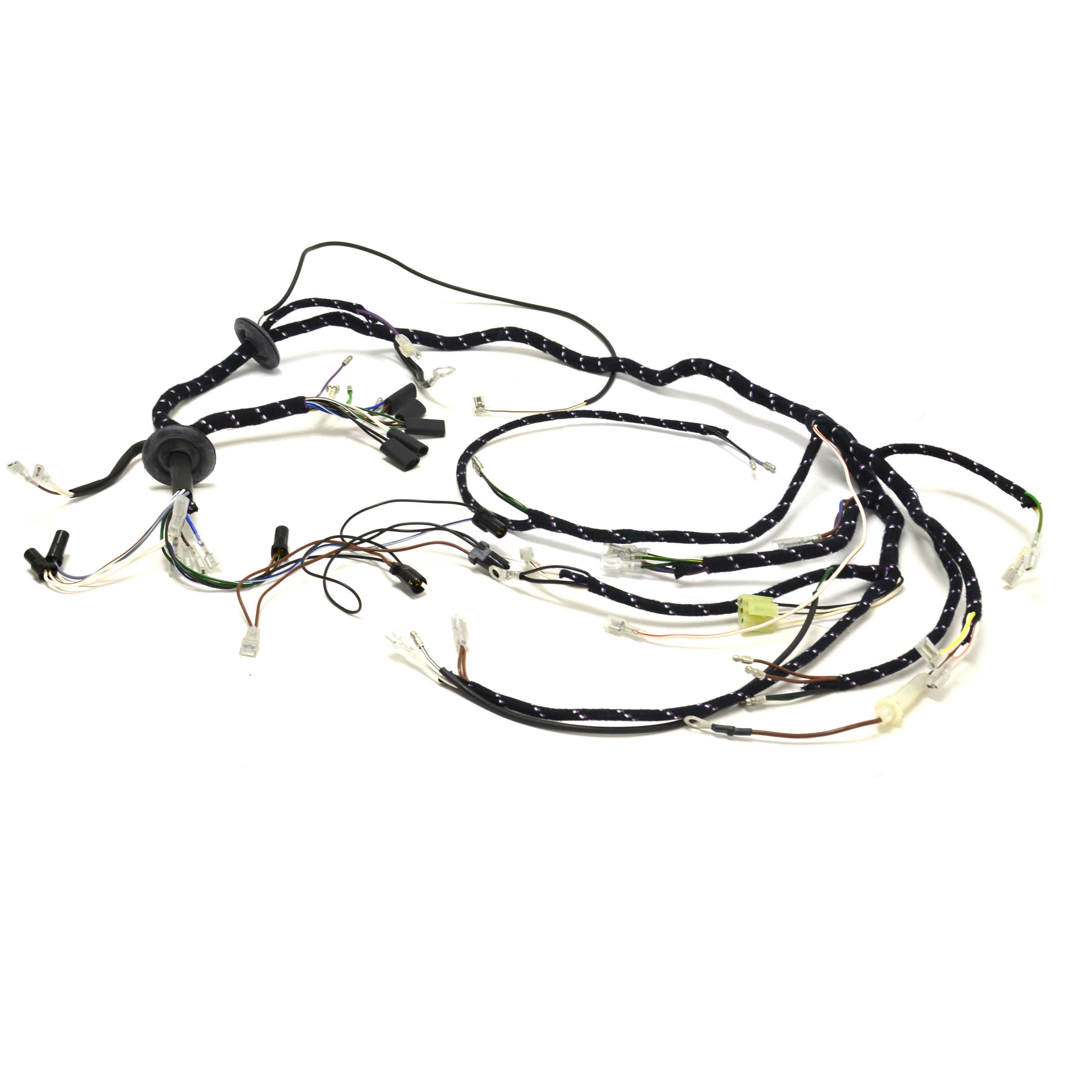 Triumph 80 T140e T140es English Made Wiring Harness