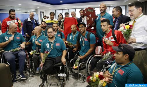 Agadir: Coup d'envoi du 12ème tournoi international de handi-basket