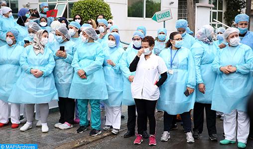 Covid-19/Souss-Massa : Le bilan se stabilise à 71 cas d'infection