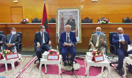Le métier d'Adoul, un des piliers du système judiciaire (M. Ben Abdelkader)