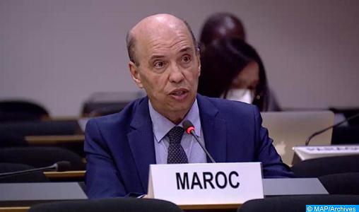 61è Assemblée des Etats membres de l'OMPI sous la présidence du Maroc, du 21 au 25 septembre