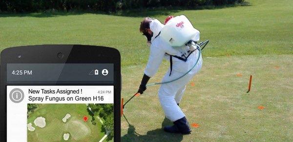 golf-course-maintenance-spray-fungus-golfgage-fieldapp