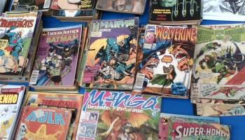 aeef83f73ed Venda de livros e quadrinhos acontece nesse fim de semana em Manaus
