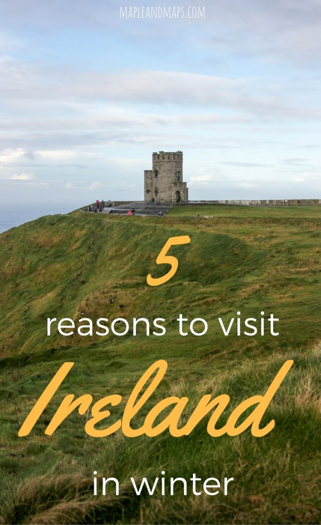 5 Reasons to Visit Ireland in Winter