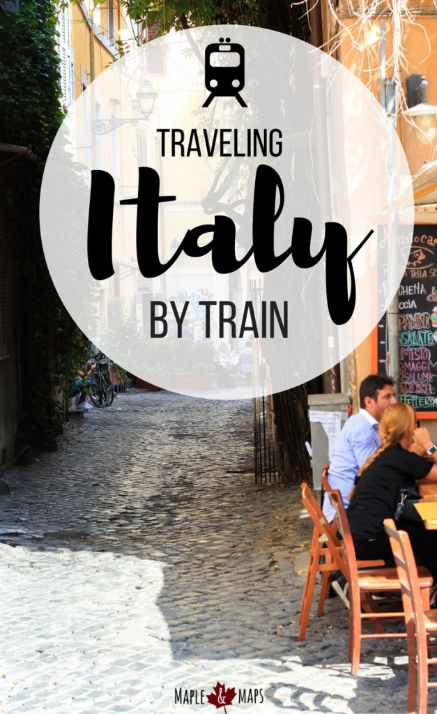 What I Wish I Knew Before Traveling Italy by Train