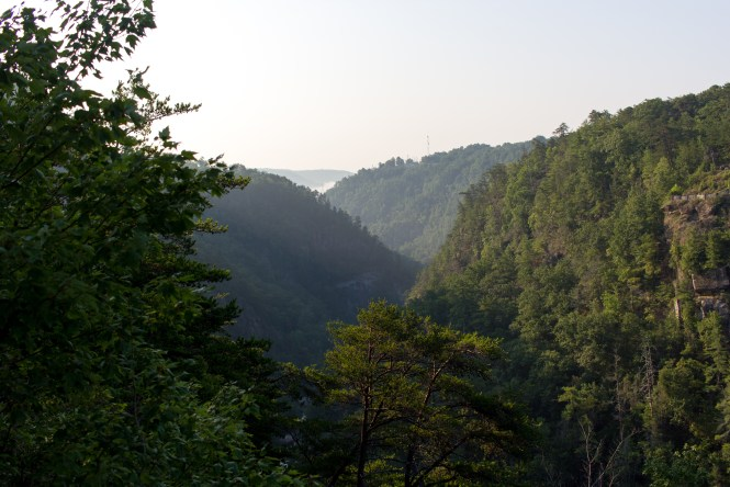 Visiting Tallulah Gorge State Park