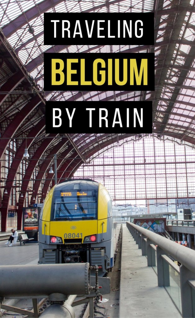 Traveling Belgium by Train
