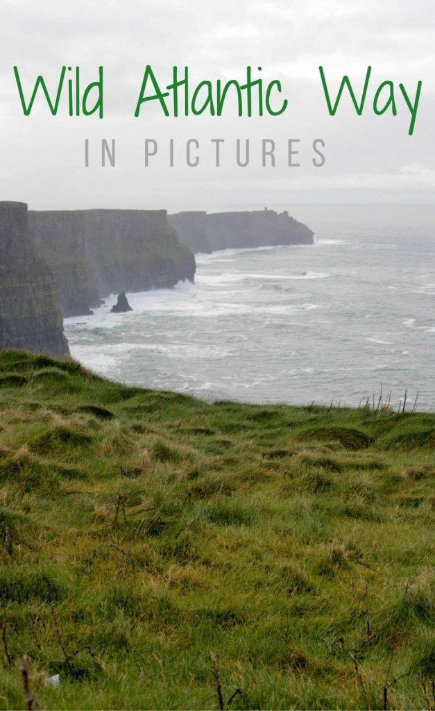 Wild Atlantic Way in Pictures